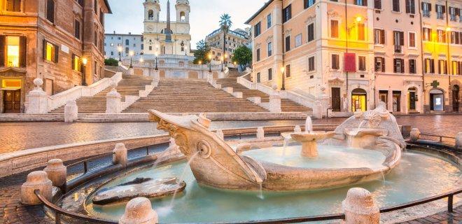 roma gezilecek yerler ispanyol merdivenleri