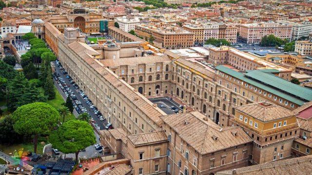 roma gezilecek yerler vatikan müzeleri