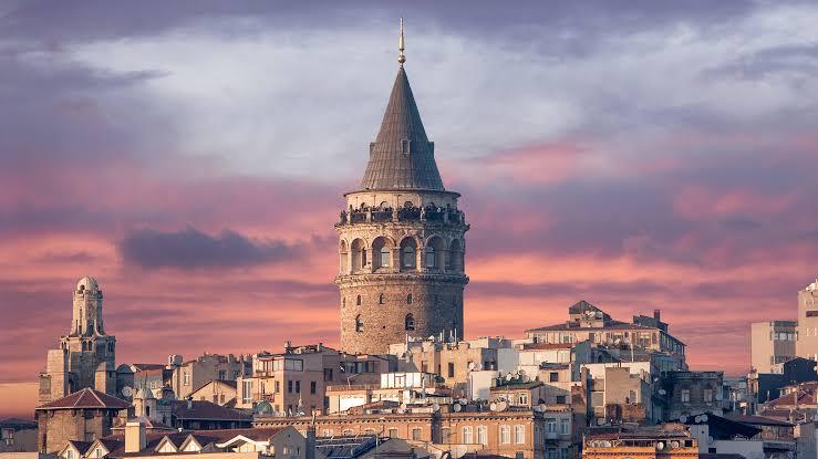Galata Kulesi Tanıtımı