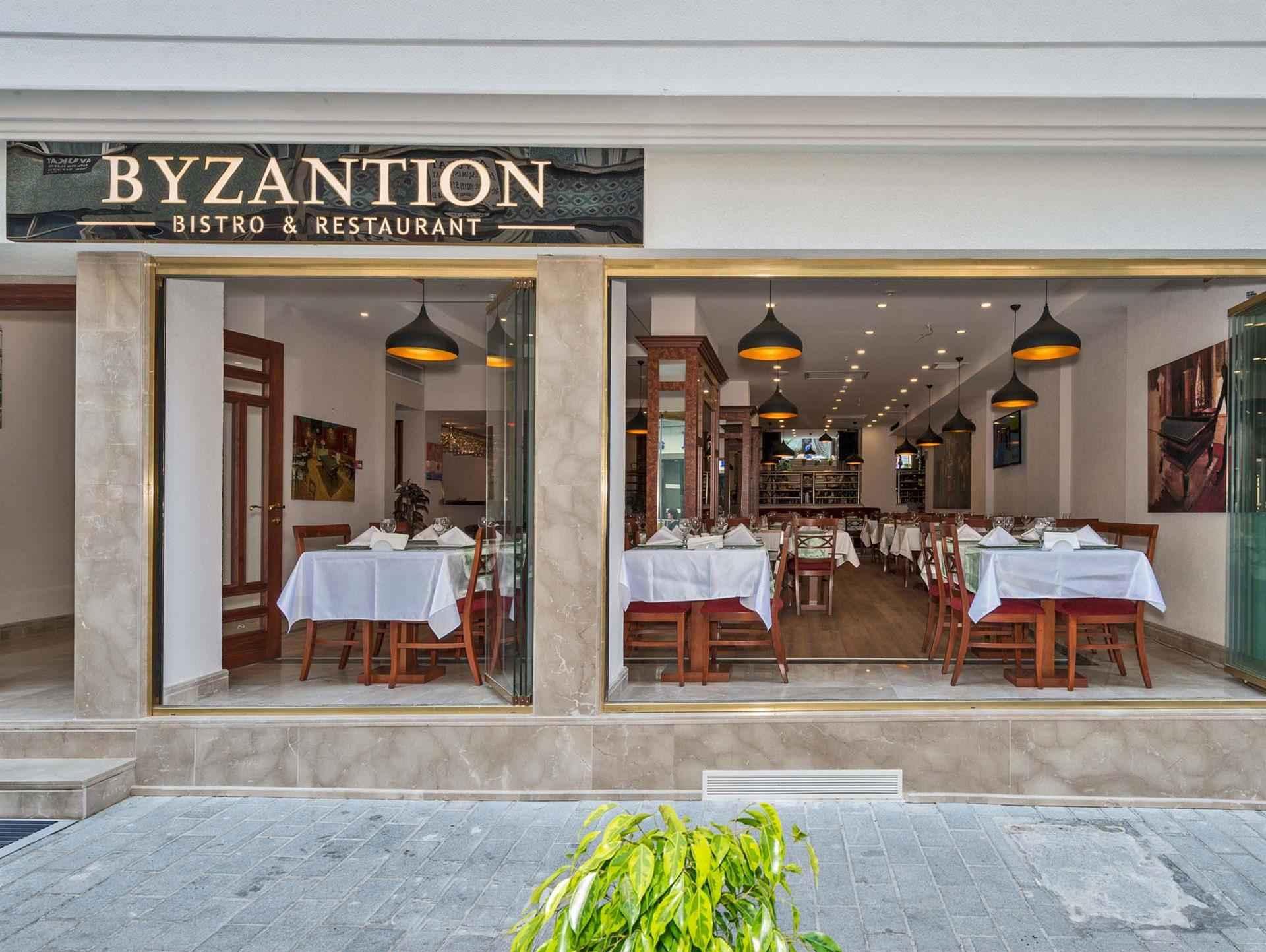 Byzantion Bistro Restaurant
