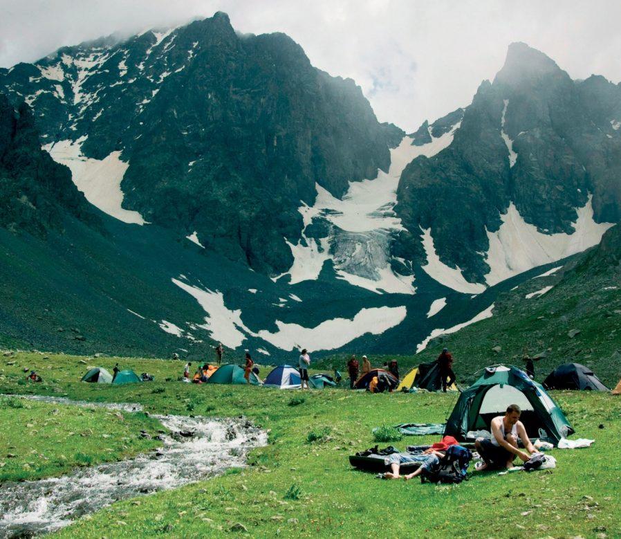 Kaçkar Dağı Milli Parkı Hakkında Genel Bilgi