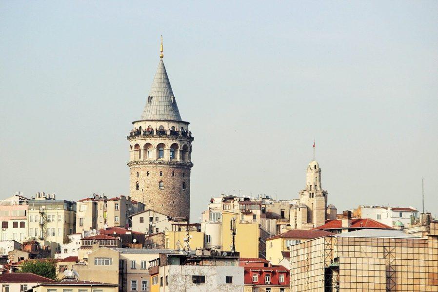 Galata Kulesi Terası