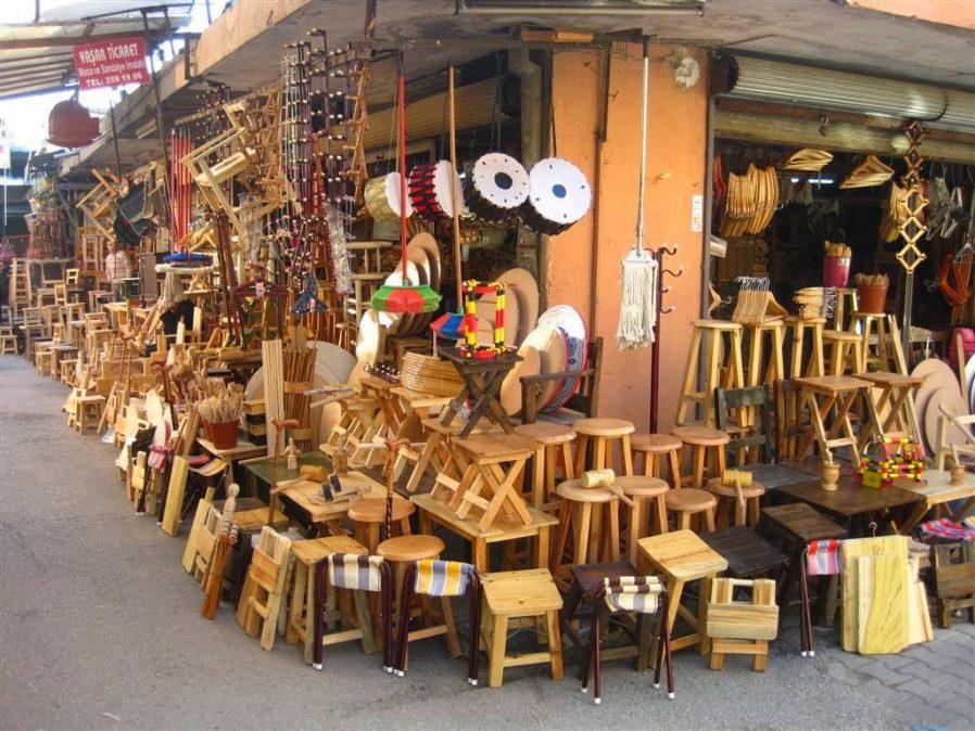 Adana Kazancılar Çarşısı