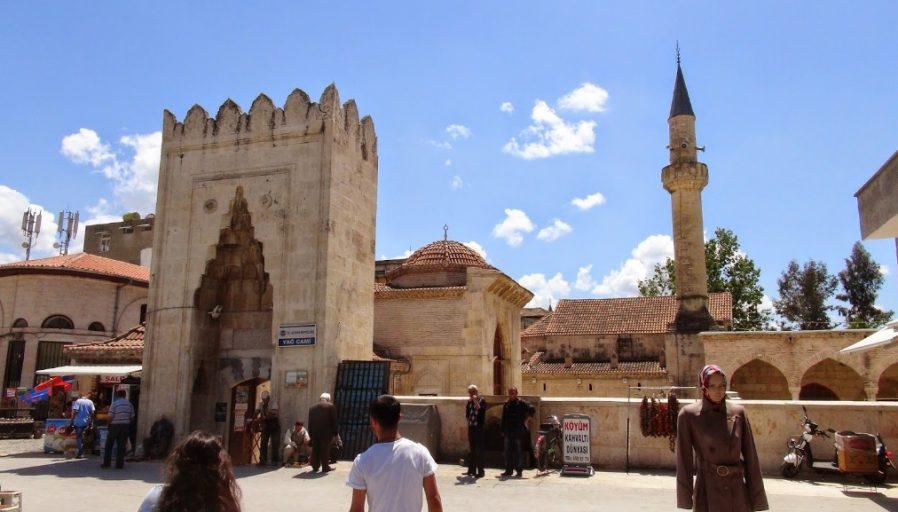 Adana Ulu Cami (Ramazanoğulları Camii)