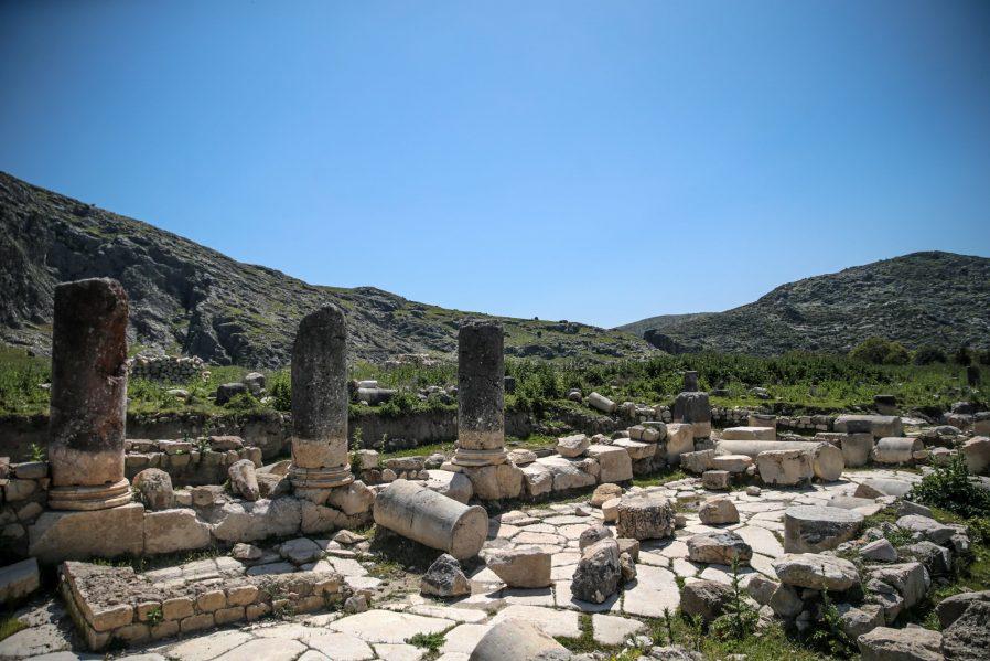 Anavarza Kalesi ve Antik Kenti