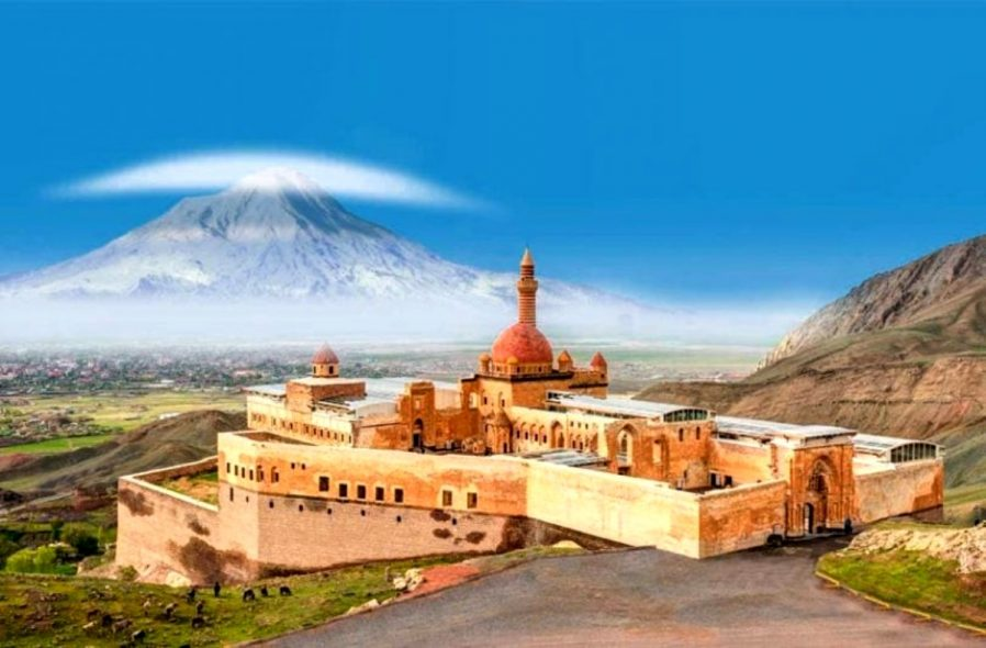 İshak Paşa Sarayı Tamamlanma Süreci