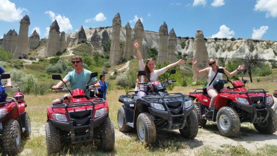 Kapadokya ATV Turu Nerede Düzenlenir?