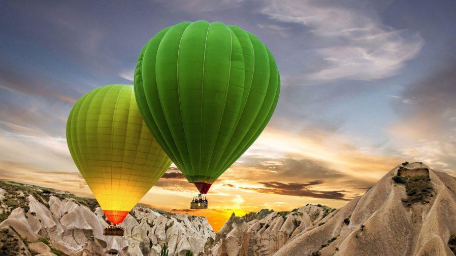 Sıcak Hava Balonu Uçuşu