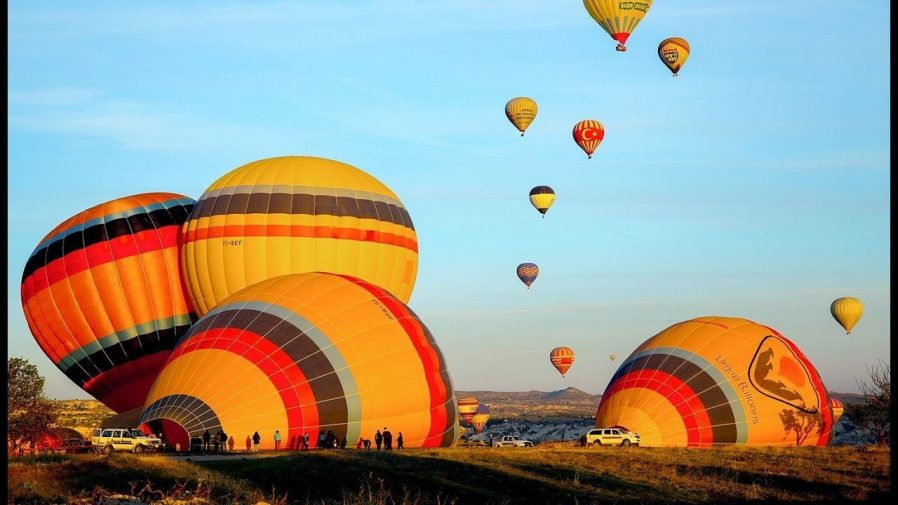Balon Turları Nasıl Organize Ediliyor?