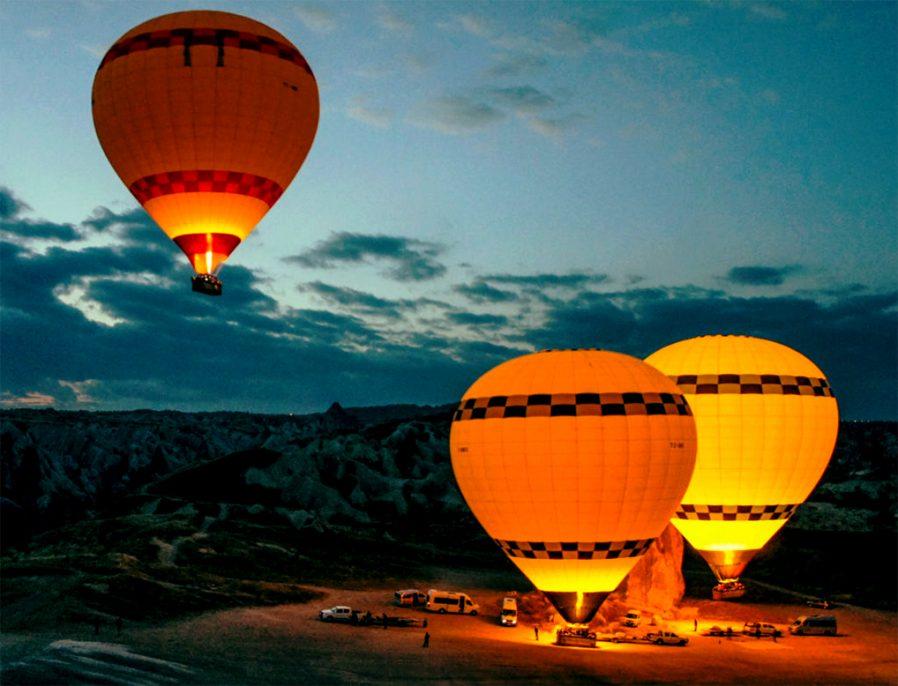 Kapadokya Balon Ücreti