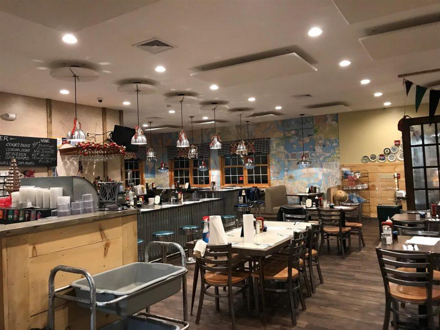 Three Partners Cafe & Restaurant Hakkında Bilgi