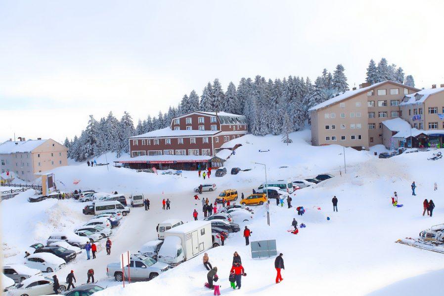 Uludağ Kayak Merkezi Hakkında Bilgi