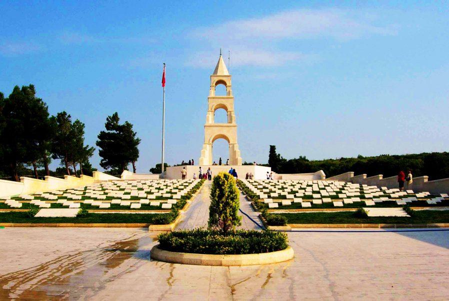 57. Alay Şehitliği ve Anıtı