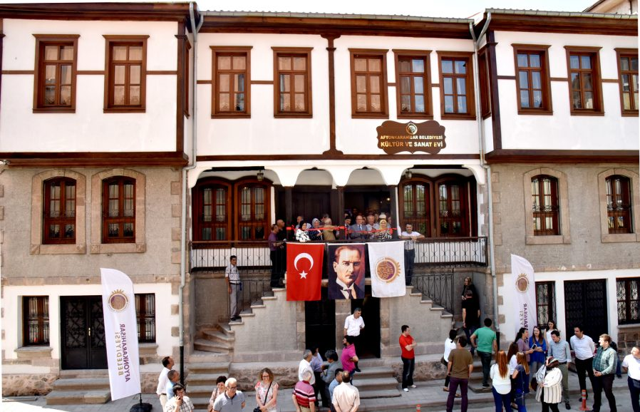 Afyonkarahisar Kültür ve Sanat Evi