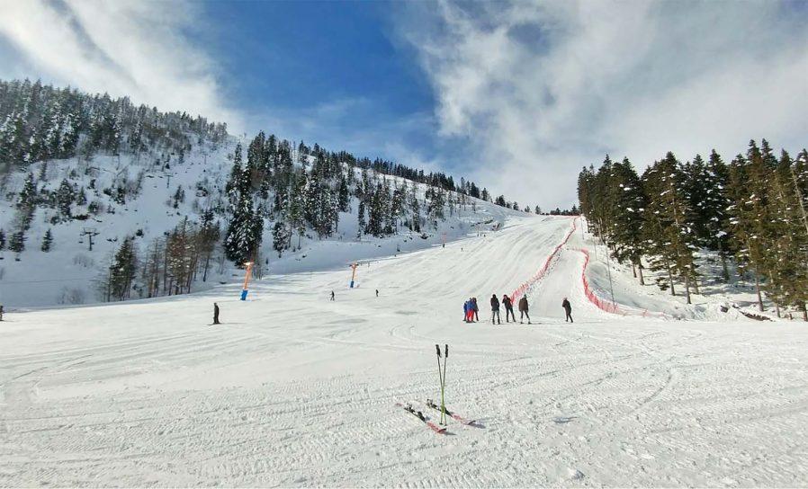 Atabarı Kayak Merkezi