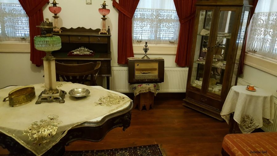 Atatürk Evi Etnografya Müzesi