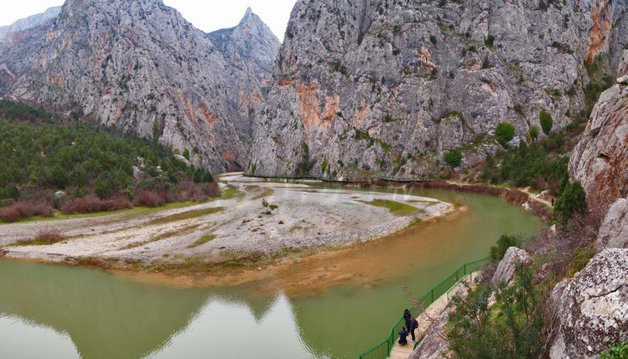 Ortaköy İncesu Kanyonu