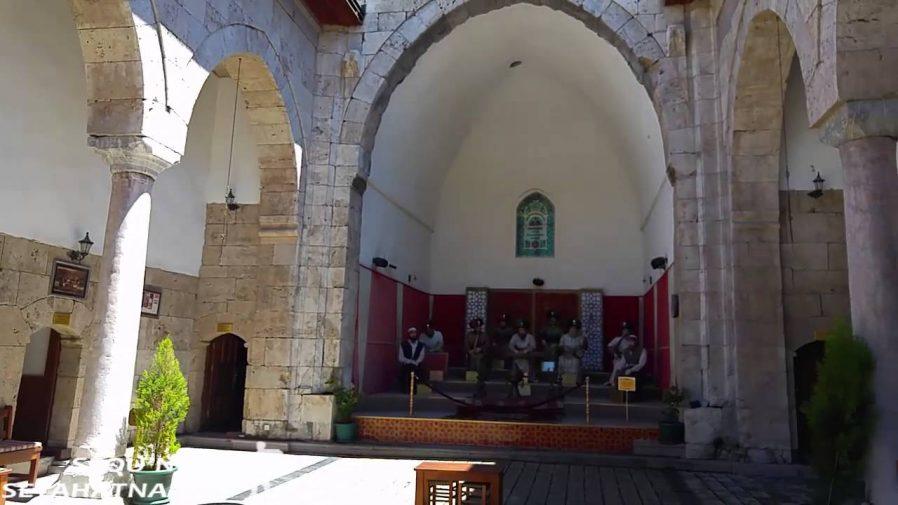 Sabuncuoğlu Şerefeddin Tıp Ve Tarih Müzesi