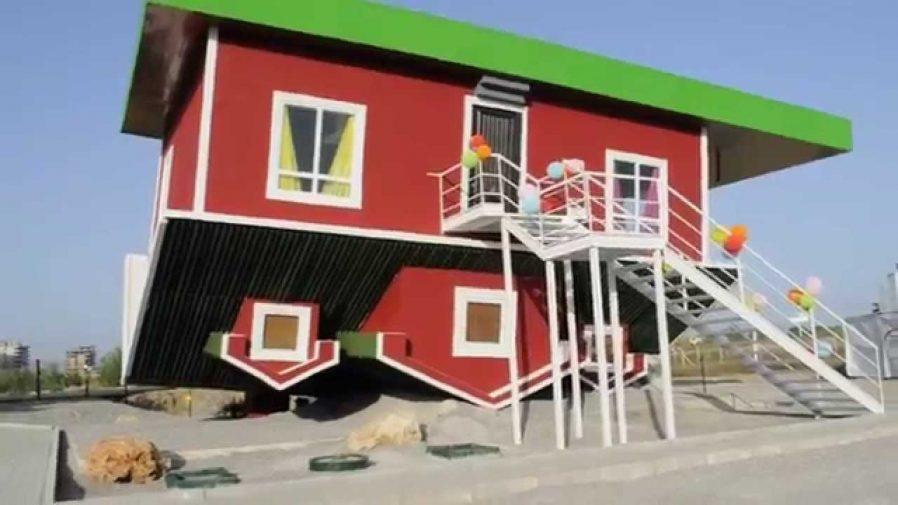 Ters Ev Aksiyon Parkı