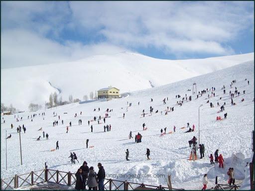 Yolaçtı Kurucadağ Kayak Merkezi