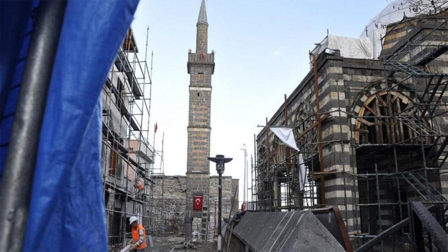 4 Ayaklı Minare