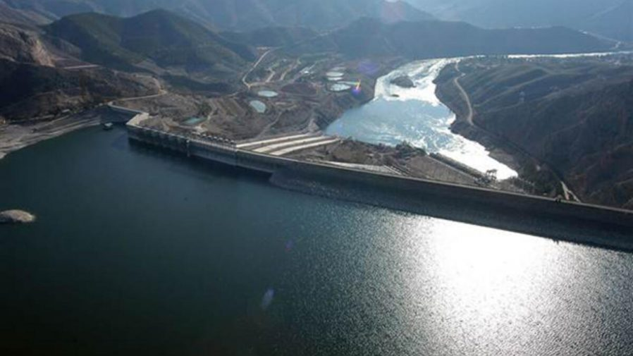 Keban Baraj Gölü