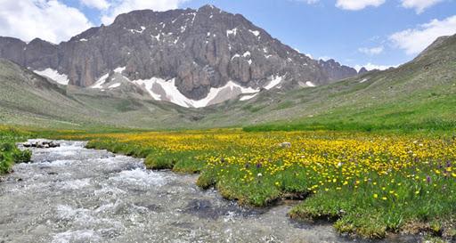 Munzur Dağları
