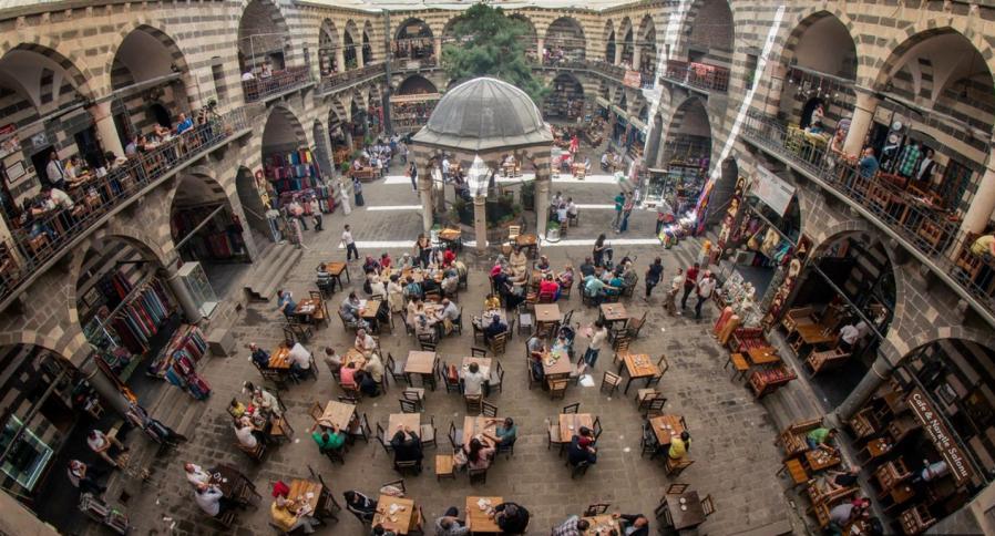 Tarihi Hasan Paşa Hanı