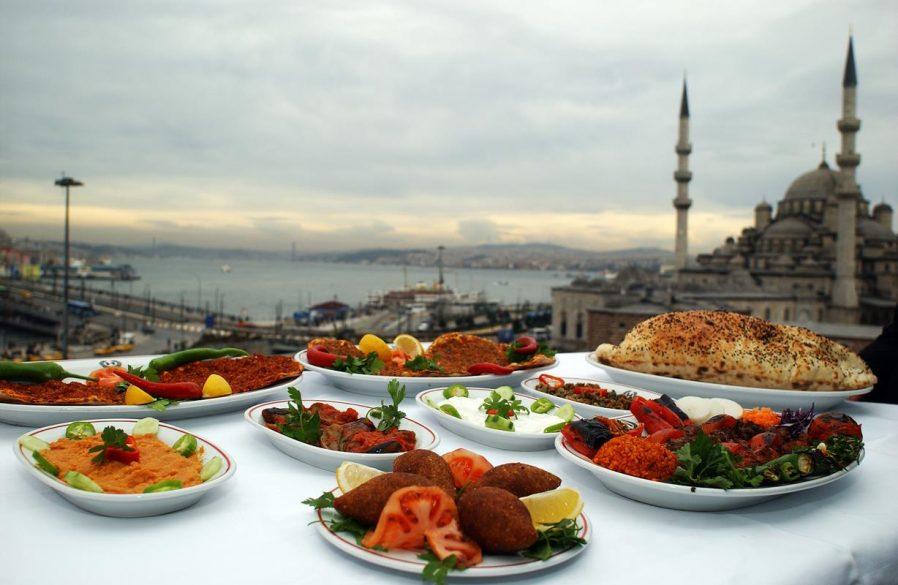 İstanbul'da Ne Yenir?