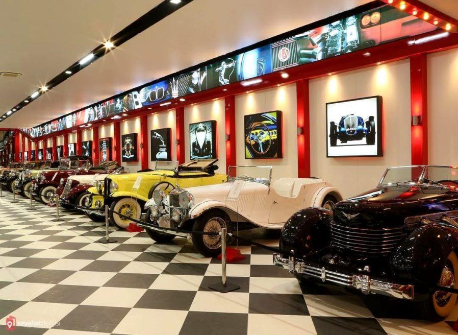 Key Museum: Otomobil Müzesi