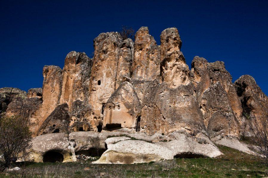 Kilistra Antik Kenti ve Kaya Mezarları