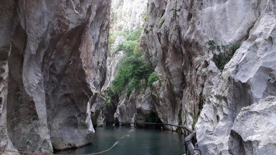 Kisecik Kanyonu