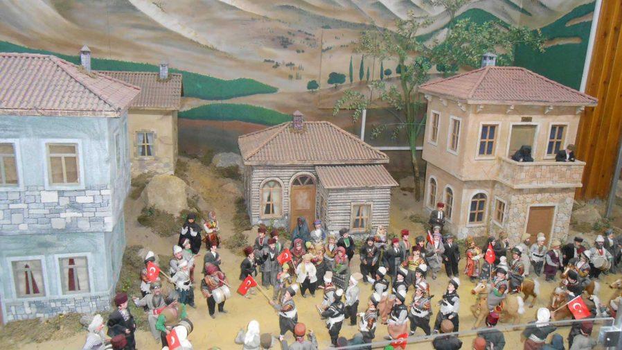 Minyatür Kahramanmaraş Kurtuluş Müzesi