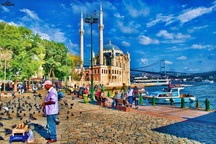 Ortaköy Sahili