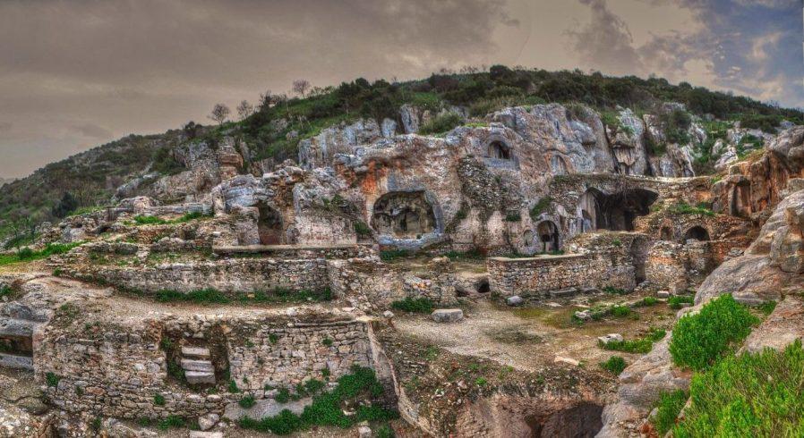 Yedi Uyuyanlar Mağarası