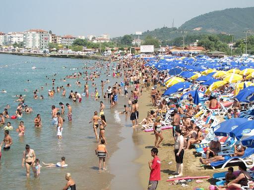 Çınarcık Kum Plajı