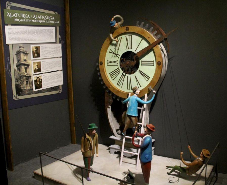 İsmail Ebul-İz El Cezeri Müzesi