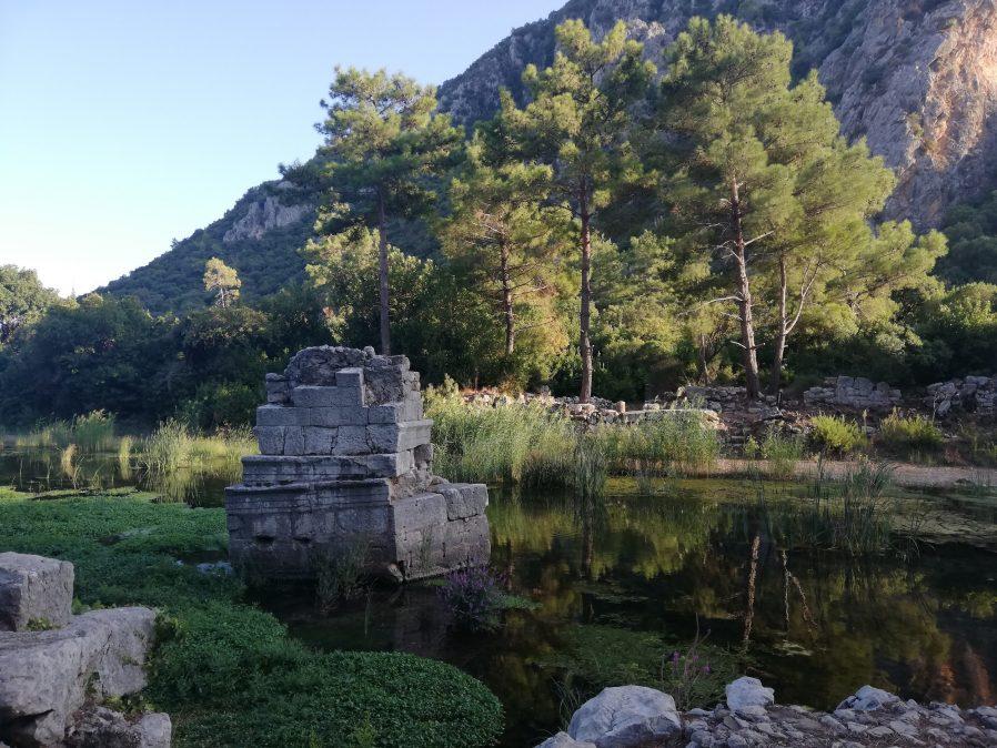 Aslandağ Tarihi Milli Parkı