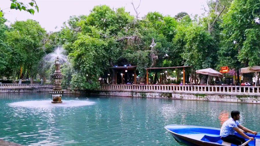 Aynzeliha Gölü