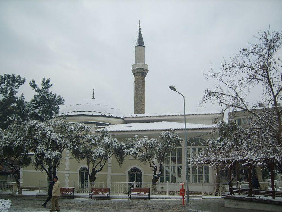Muğla Kurşunlu Camii