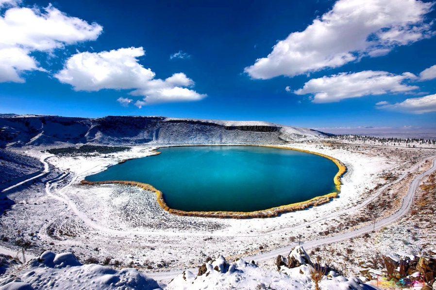 Narlıgöl Krater Gölü
