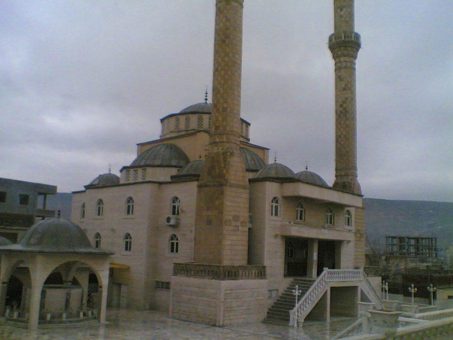 Nuh Nebi Cami Medrese