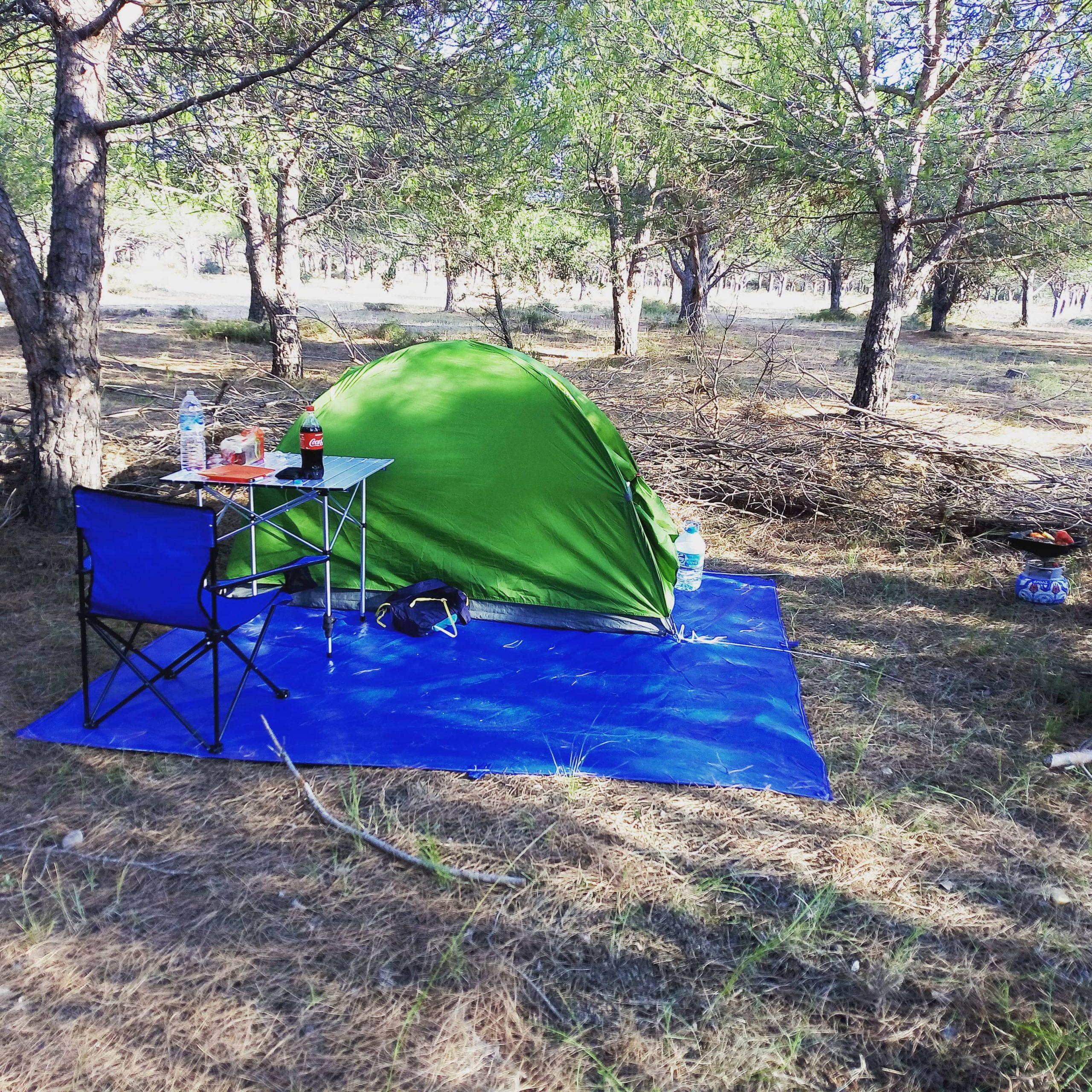 Enez Kamp Alanı