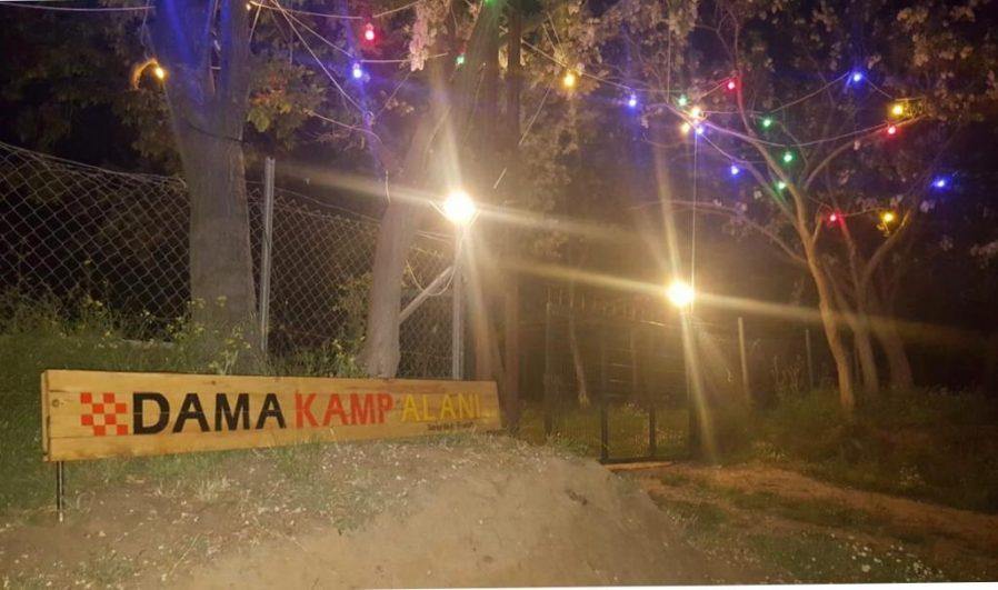 Dama Kamp Alanı