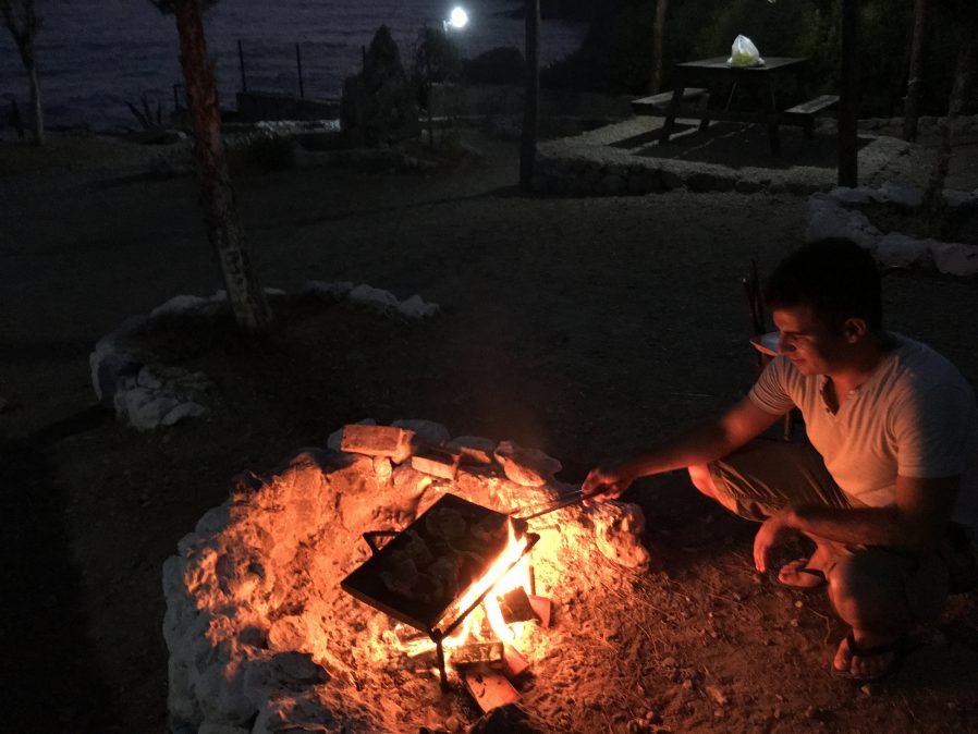 Akyaka Orman Kampı Bulunan Hizmetler