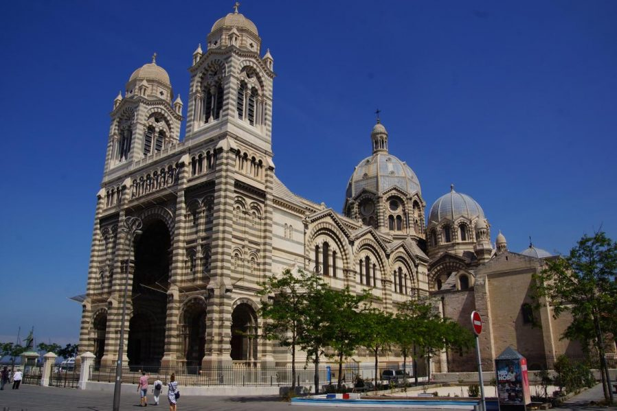 Cathédrale Sainte-Marie-Majeure de Marseille (Marseille Cathedral)