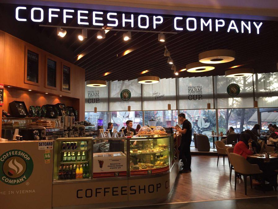 Coffeshop'ları Gezin