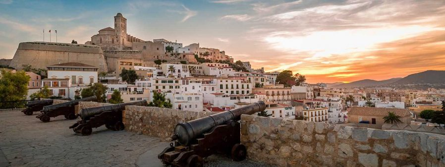 Dalt Vila ( Ibiza Town)
