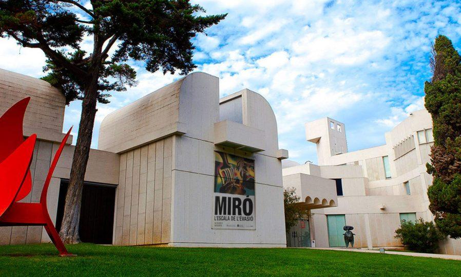 Fundacio Joan Miro (Joan Miro Müzesi)