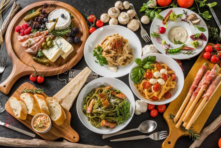 İtalyan Mutfağı Lezzetlerine Bakın